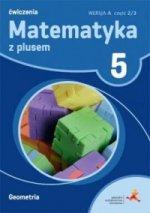 Matematyka z plusem ćwiczenia dla klasy 5 geometria wersja a część 2 szkoła podstawowa