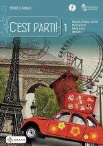 C'est parti! 1 Podręcznik + CD A1
