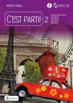 C'est Parti ! 2 Podręcznik + CD