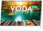 Stolní kalendář Voda CZ/SK 2021