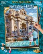 Schipper Malen nach Zahlen -  Fontana di Trevi in Rom