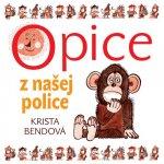 Opice z našej police - CD