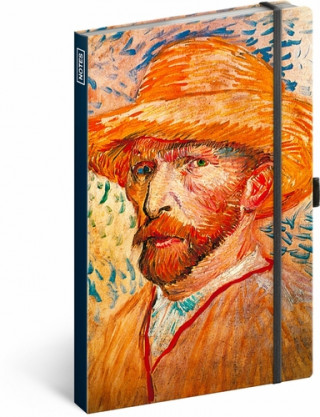 Notes Vincent van Gogh linkovaný
