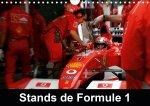 Stands de Formule 1 (Calendrier mural 2021 DIN A4 horizontal)