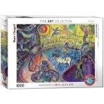 Puzzle 1000 Koń cyrkowy 6000-0851