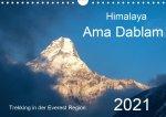 Himalaya Ama Dablam (Wandkalender 2021 DIN A4 quer)