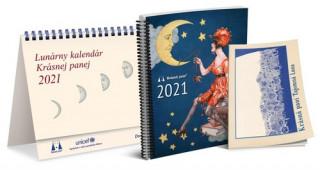 Lunárny kalendár Krásnej panej 2021