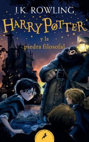 HARRY POTTER Y LA PIEDRA FILOSOFAL HARRY