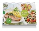 Stolní kalendář - Nejlepší recepty 2021