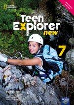 Język angielski teen explorer podręcznik dla klasy 7 szkoły podstawowej 70552