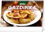 Stolový kalendár Gazdinka 2021