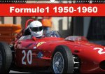 Formule 1 1950-1960 (Calendrier mural 2021 DIN A3 horizontal)