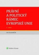 Právní a politický rámec Evropské unie