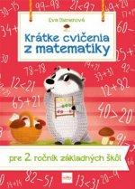 Krátke cvičenia z matematiky  pre 2. ročník ZŠ
