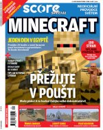 Minecraft – přežijte v poušti