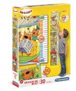 Puzzle 30 miarka Dziecko&Koty 20339