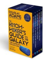 Complete Hitchhiker's Guide to the Galaxy Boxset