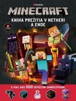 Minecraft Kniha prežitia v Netheri a Ende