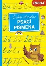 Česká abeceda Psací písmena