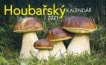 Houbařský kalendář 2021 - stolní kalendář
