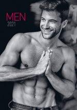 Men 2021 - nástěnný kalendář