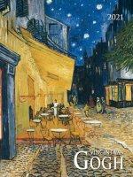 Vincent van Gogh 2021 - nástěnný kalendář