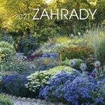 Zahrady 2021 - nástěnný kalendář