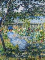Gardens Impressionism 2021 - nástěnný kalendář