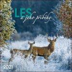 Les a jeho příběhy 2021 - nástěnný kalendář