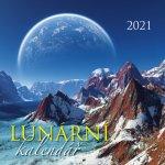 Lunární kalendář 2021 - nástěnný kalendář