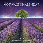 Motivační kalendář 2021 - nástěnný kalendář