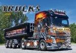 Trucks 2021 - nástěnný kalendář