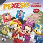 Pexeso Mickey a závodníci