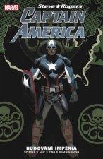 Captain America Steve Rogers 3 Budování impéria