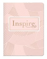 Inspire Bible NLT (Softcover): The Bible for Coloring & Creative Journaling