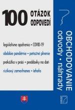 100 otázok • odpovedí, Obchodovanie – odvody - náhrady