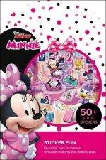Samolepková zábava Minnie