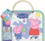 Kreslící blok s podložkou Peppa Pig