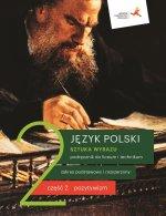 Nowe język polski sztuka wyrazu podręcznik klasa 2 część 2 pozytywizm liceum i technikum