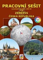 Zeměpis 8 Česká republika Pracovní sešit 2. díl
