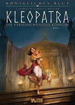 Königliches Blut: Kleopatra. Band 3