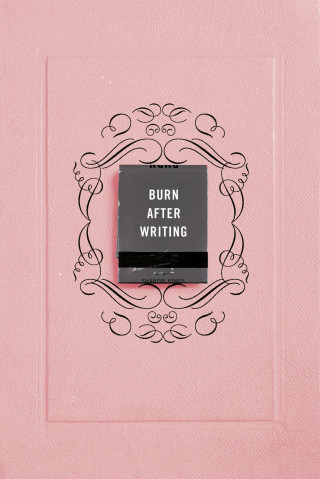 Burn After Writing (Pink)