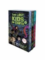 Last Kids on Earth: Next Level Monster Box (books 4-6)
