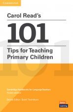 Carol Read's 101 Tips for Teaching Primary Children Paperback Pocket Editions