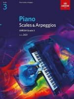 Piano Scales & Arpeggios, ABRSM Grade 3