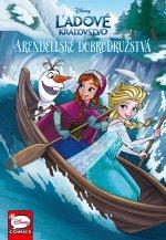 Ľadové kráľovstvo - Arendellské dobrodružstvá