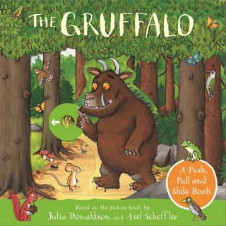 Gruffalo: A Push, Pull and Slide Book