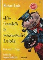 Jim Gombík a rušňovodič Lukáš