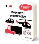 Montessori pro miminka Dopravní prostředky