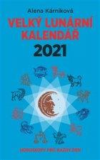 Velký lunární kalendář 2021